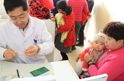 李哥庄镇中心卫生院  坚守岗位,呵护健康
